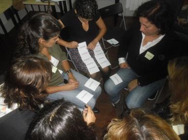 Formação Equipa de Monitores da Junta de Freguesia de Carnide_2012