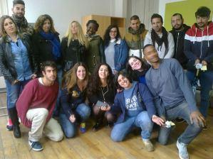 Formação Equipa de Monitores da Junta de Freguesia de Carnide_2013